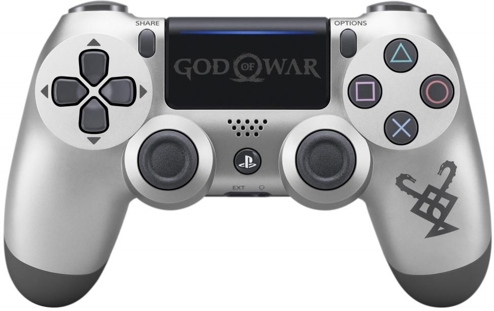 Sony Playstation 4 Dualshock 4 V2 Controller God of War Limited + God Of War játék