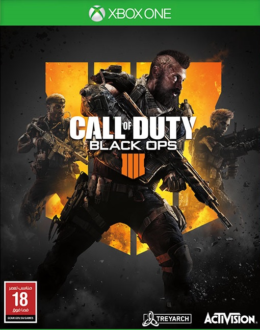 Call Of Duty: Black Ops 4 (Black Ops IIII)
