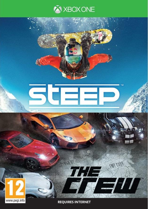 Steep és The Crew Digitális Letöltő Kód