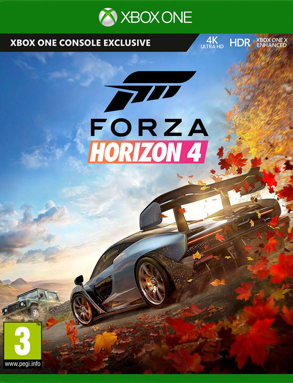 Forza Horizon 4 (Magyar Felirattal)