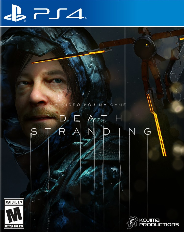 Death Stranding (Magyar Felirattal)