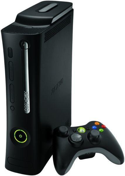 Microsoft Xbox 360 Elite 120GB Black