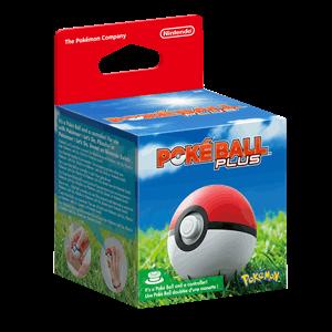 Poké Ball Plus Switch