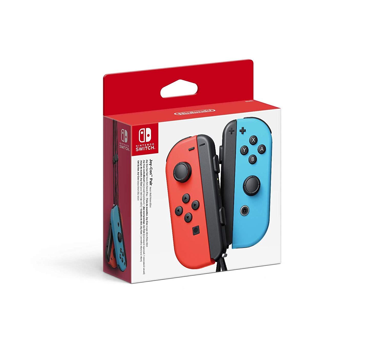 Nintendo Switch Joy-Con Pair Neon Red / Neon Blue (NSP080)