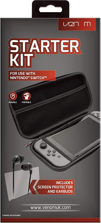 Venom Nintendo Switch Starter Kit (VS4793)