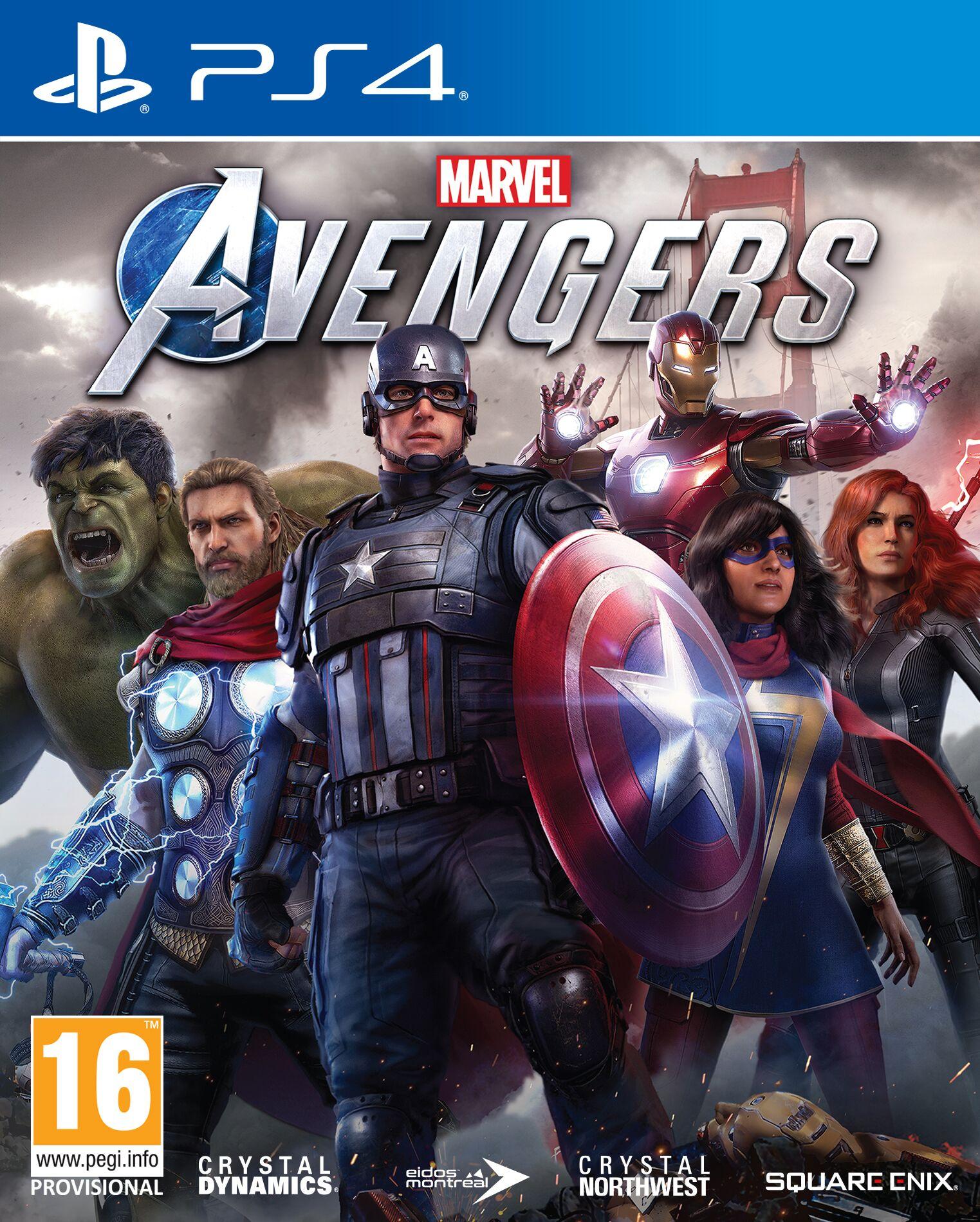 Marvel Avengers