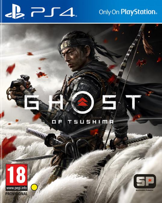 Ghost of Tsushima (Magyar Felirattal)