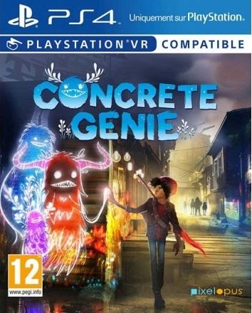Concrete Genie (Magyar Felirattal)