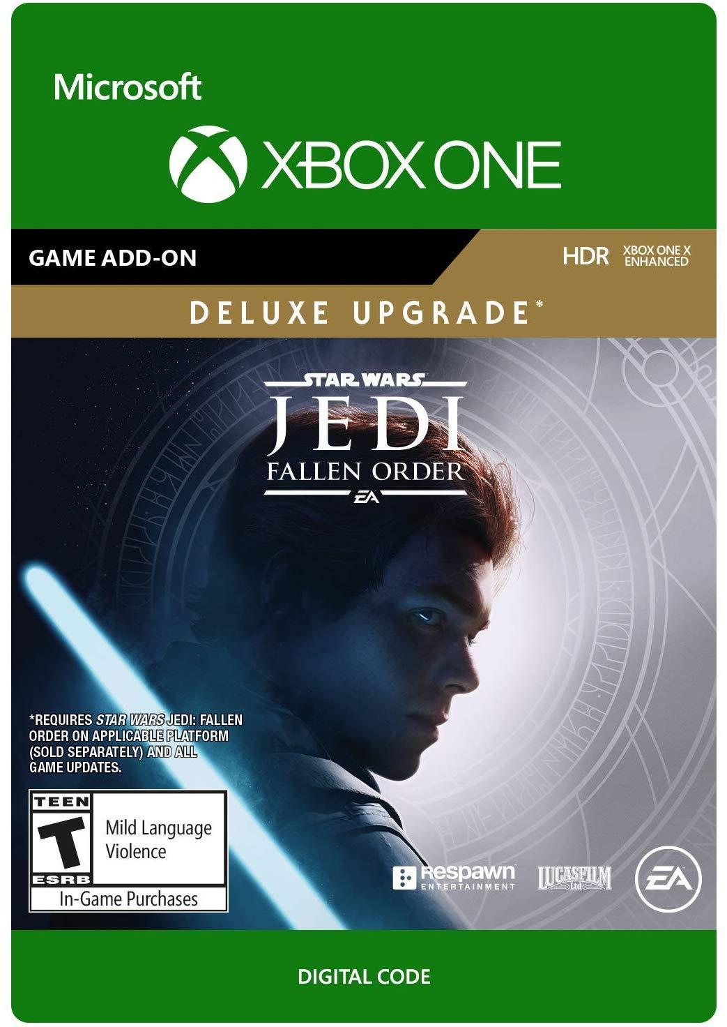 Star Wars Jedi Fallen Order Deluxe Edition (Letöltőkód)
