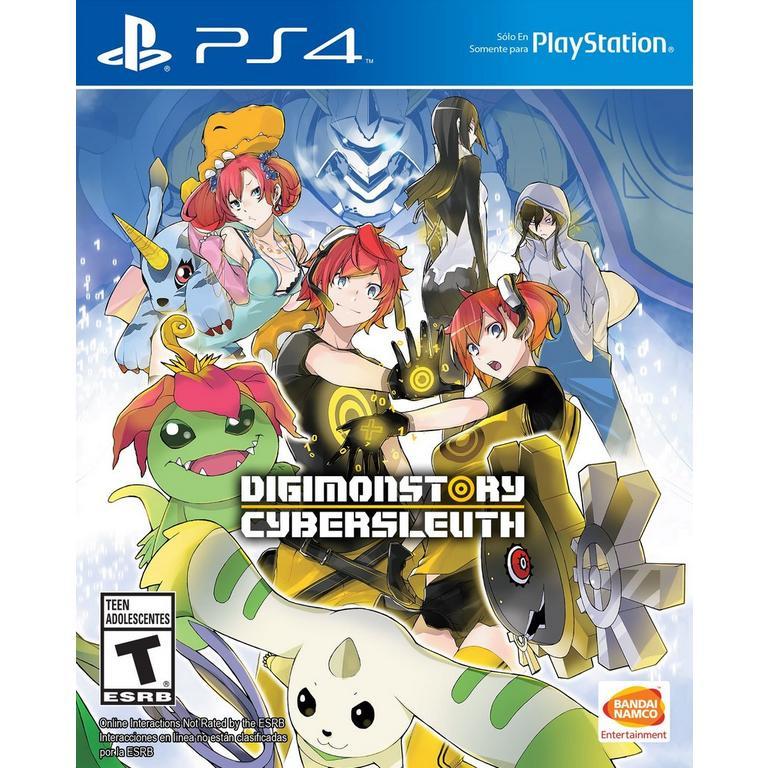 Digimonstory Cybersleuth Hackers Memory