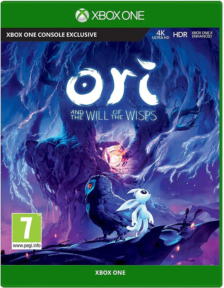 Ori and the Will of the Wisps (magyar felirattal)
