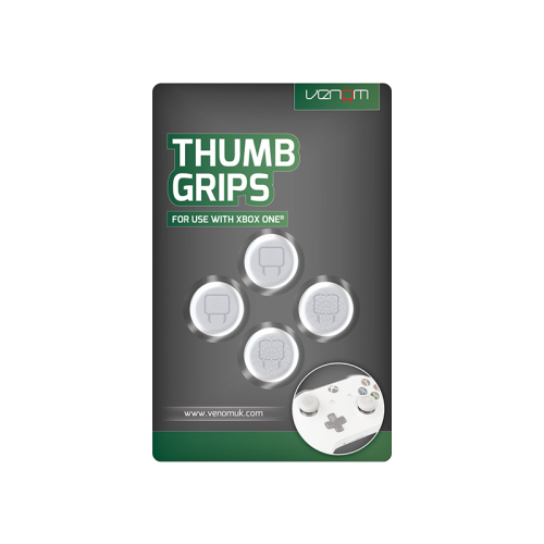 VENOM Thumb Grips Fehér Microsoft Xbox One (VS2898)
