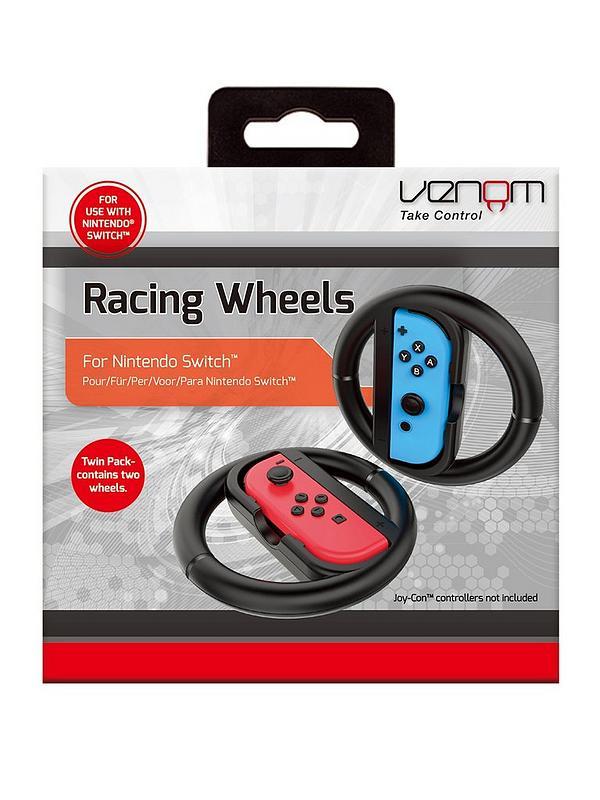 VENOM VS4794 Racing Wheels Nintendo Switch ( Kormány )
