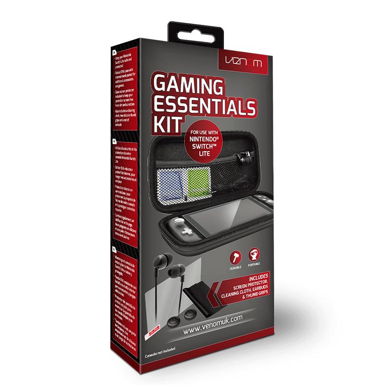 VENOM VS4920 Nintendo Switch Lite Starter Kit