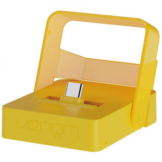 VENOM VS4923 Nintendo Switch Lite sárga töltőállvány