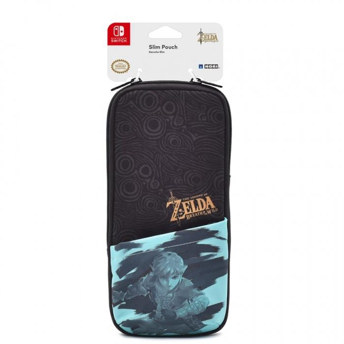 HORI Nintendo Switch Slim Pouch Zelda ( Puha Tok )