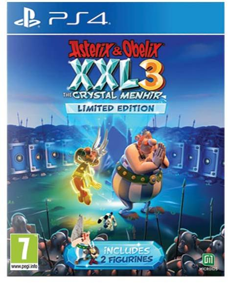Asterix & Obelix XXL 3: The Crystal Menhir (Limited Edition)