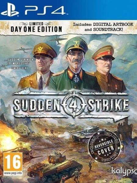 Sudden Strike 4 (Limited Day One Edition)