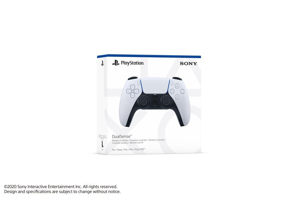 Sony PlayStation 5 DualSense kontroller Fehér