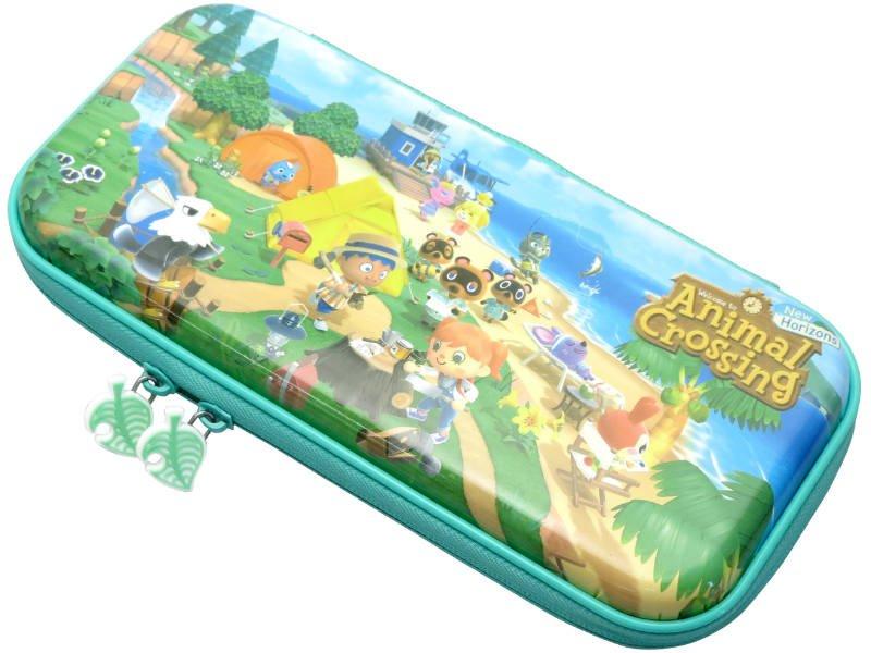 Nintendo Switch Hori Premium Case Animal Crossing Kemény Tok