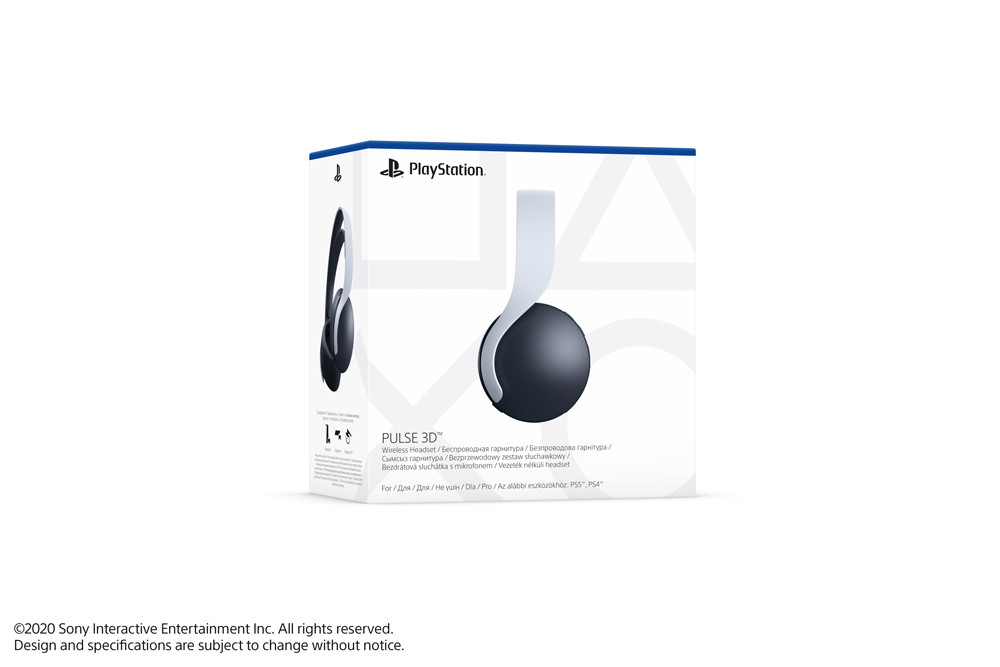 Sony PlayStation 5 PULSE 3D™ Wireless Headset