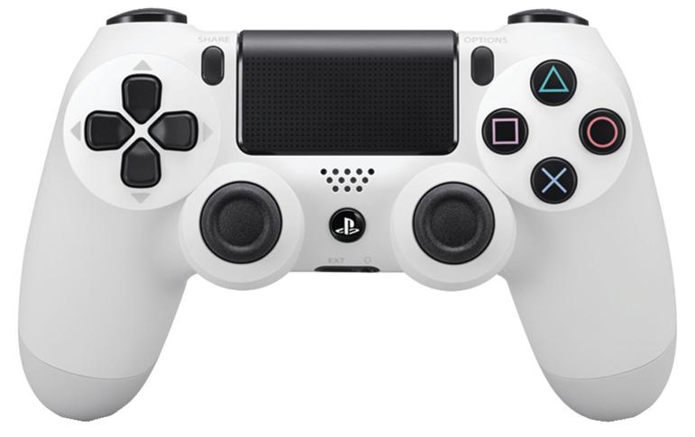 Sony Playstation 4 Dualshock 4 Controller V2 Glacier White (OEM)