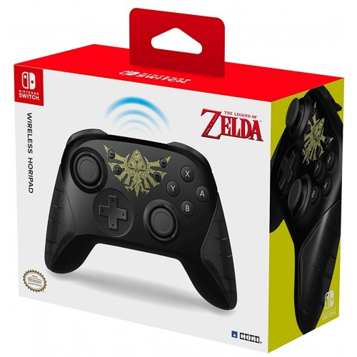 HORI Nintendo Switch Wireless Controller The Legend Of Zelda Edition