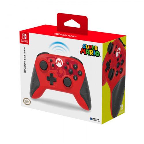 HORI Nintendo Switch Wireless Controller Super Mario Edition