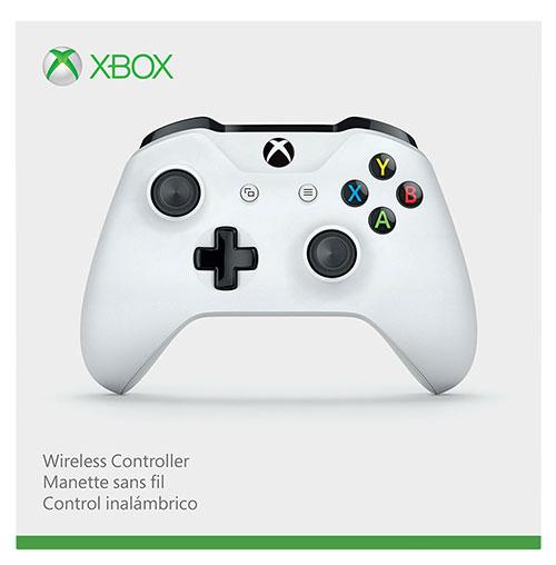 Microsoft Xbox One Wireless Controller Crete White