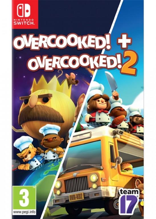Overcooked + Overcooked 2