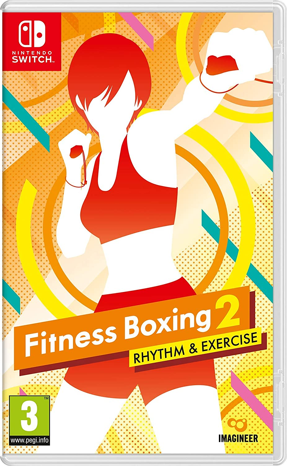 Fitness Boxing 2 Rhythm & Exercise
