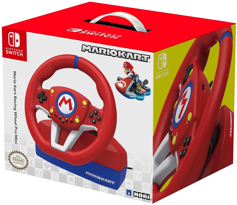 HORI Nintendo Switch Mario Kart Racing Wheel Pro MINI (NSW-204U)