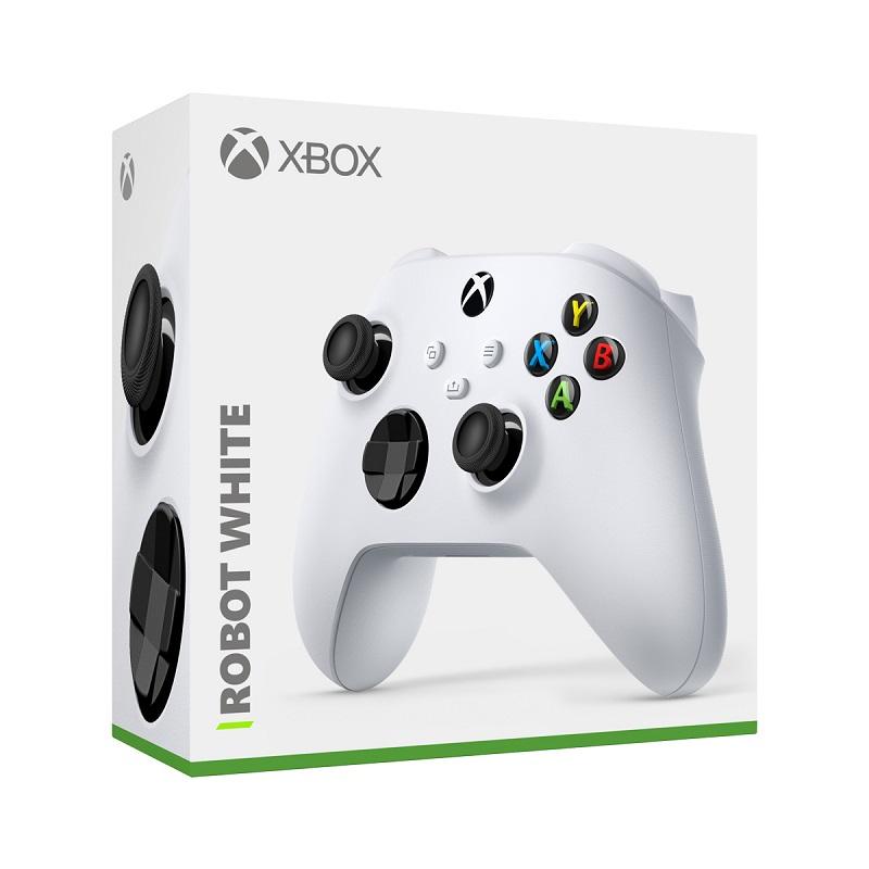 Xbox Series X/S Wireless Controller Robot White (QAS-00002)