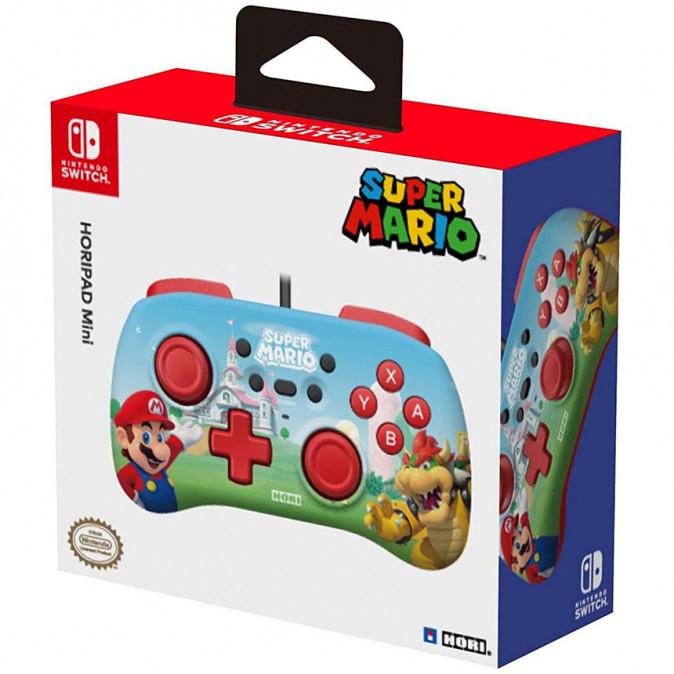 Hori Nintendo Switch HORIPAD Mini Super Mario Edition ( Vezetékes )