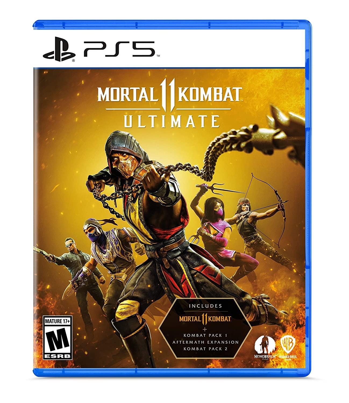 Mortal Kombat 11 Ultimate Edition ( PS5 )
