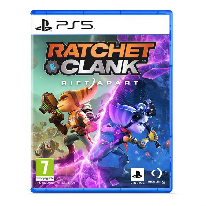 Ratchet & Clank Rift Apart (Magyar Felirattal)