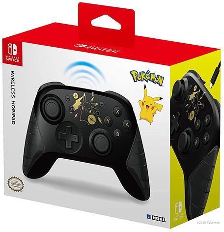 HORI Nintendo Switch Wireless Controller Pokémon Edition