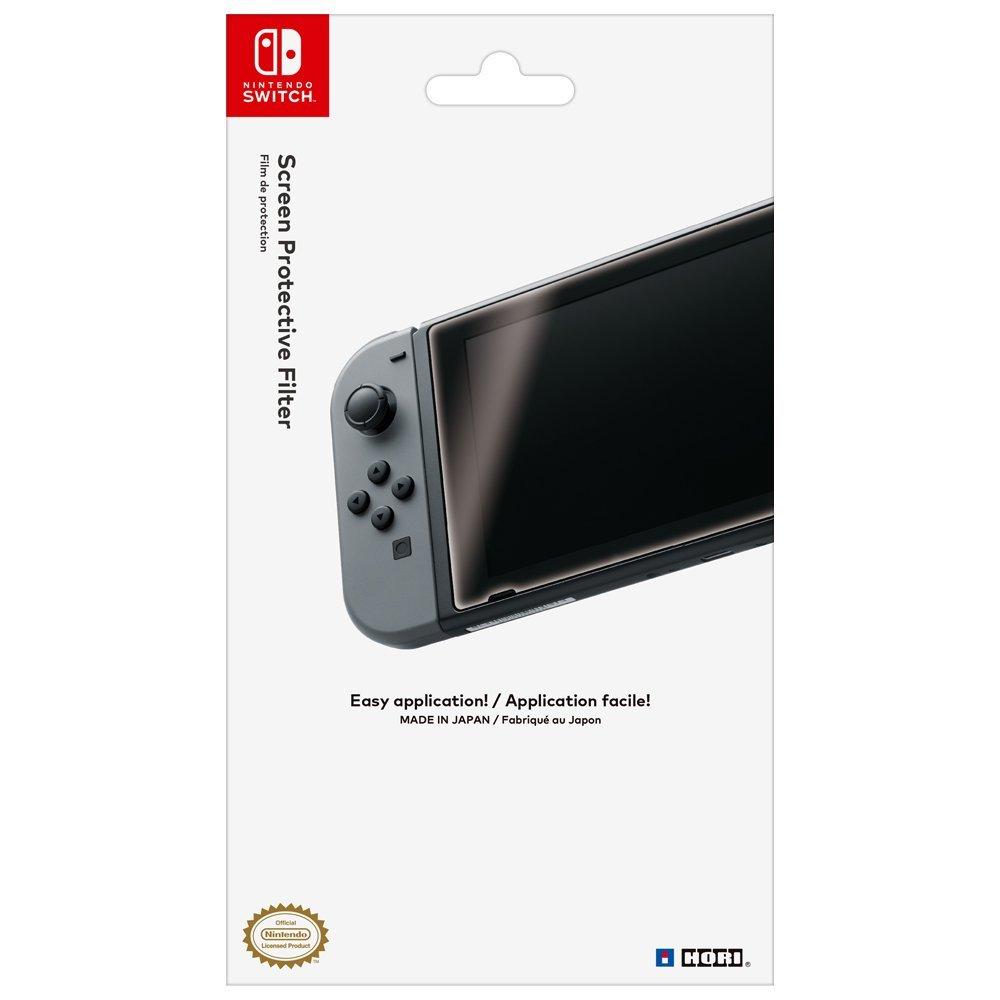Hori Screen Protective Filter for Nintendo Switch (védőfólia)