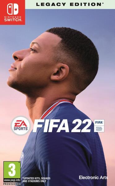 FIFA 22 Legacy Edition