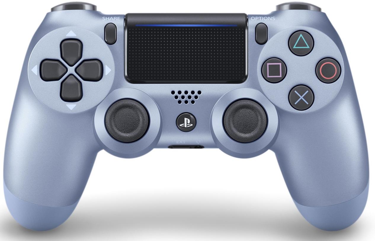 Sony Playstation 4 Dualshock 4 Controller Titanium Blue