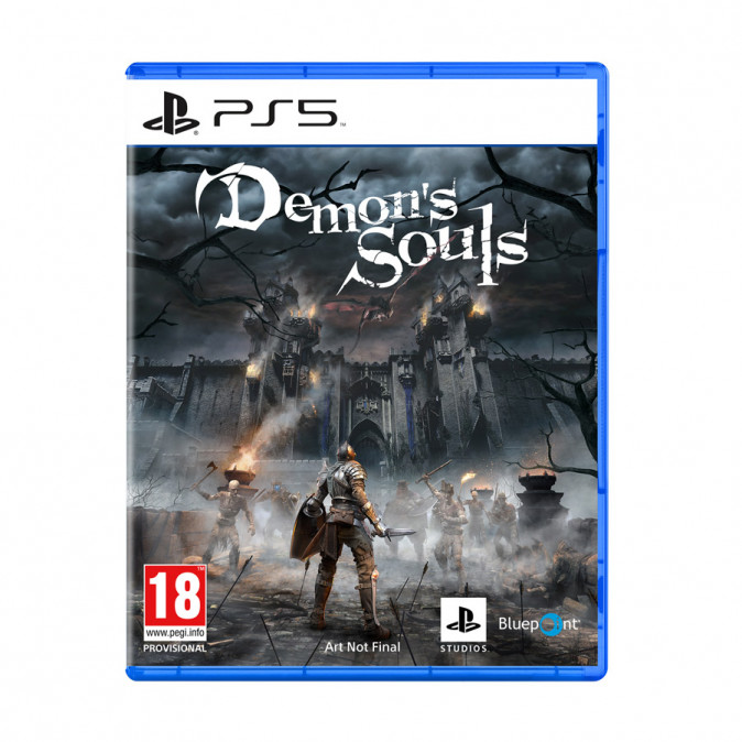 Demons Souls Remake (PS5)