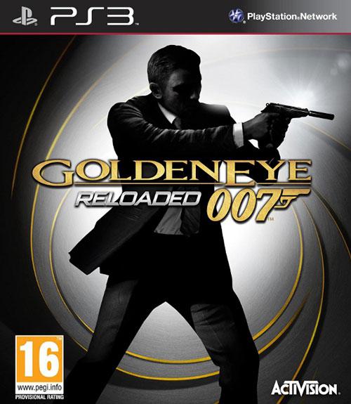 Golden Eye Reloaded 007
