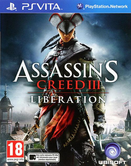 Assassins Creed III Liberation