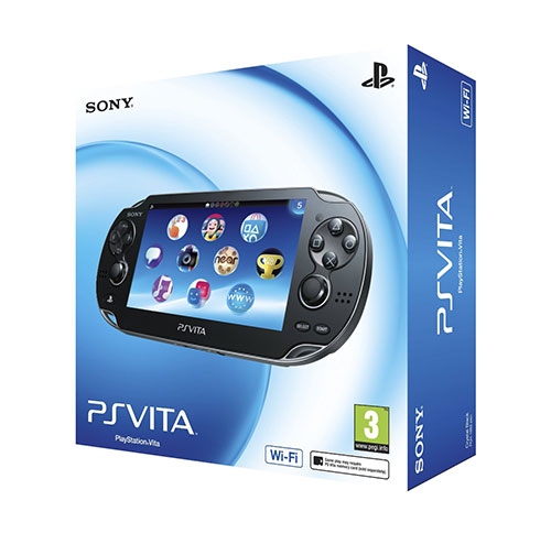 Sony Playstation Vita (PS Vita) WiFi 8GB + 3 db játék + Kemény tok