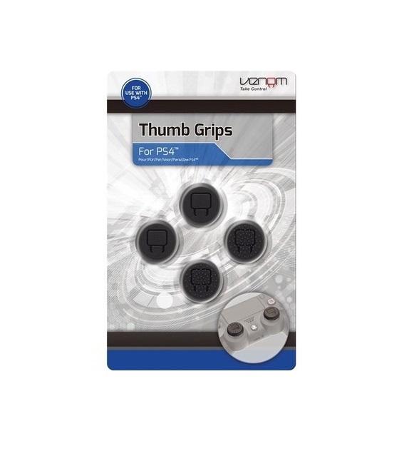 VENOM Thumb Grips Fekete Sony Playstation 4 (VS2853)