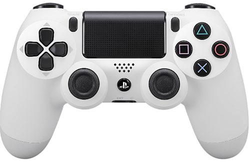 Sony Playstation 4 Dualshock 4 Controller Glacier White