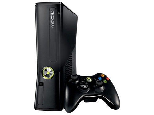 Microsoft Xbox 360 320 GB Slim