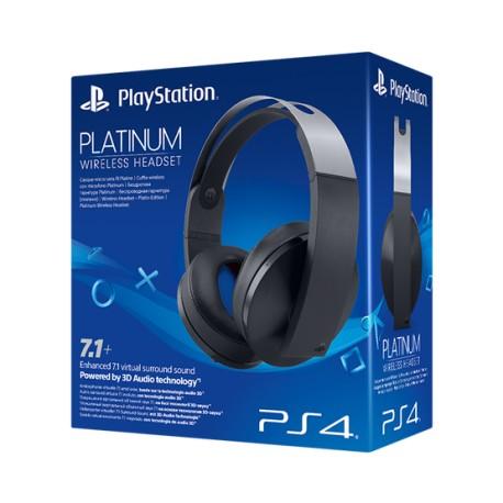 Sony Playstation 4 Platinum 7.1 Wireless Headset