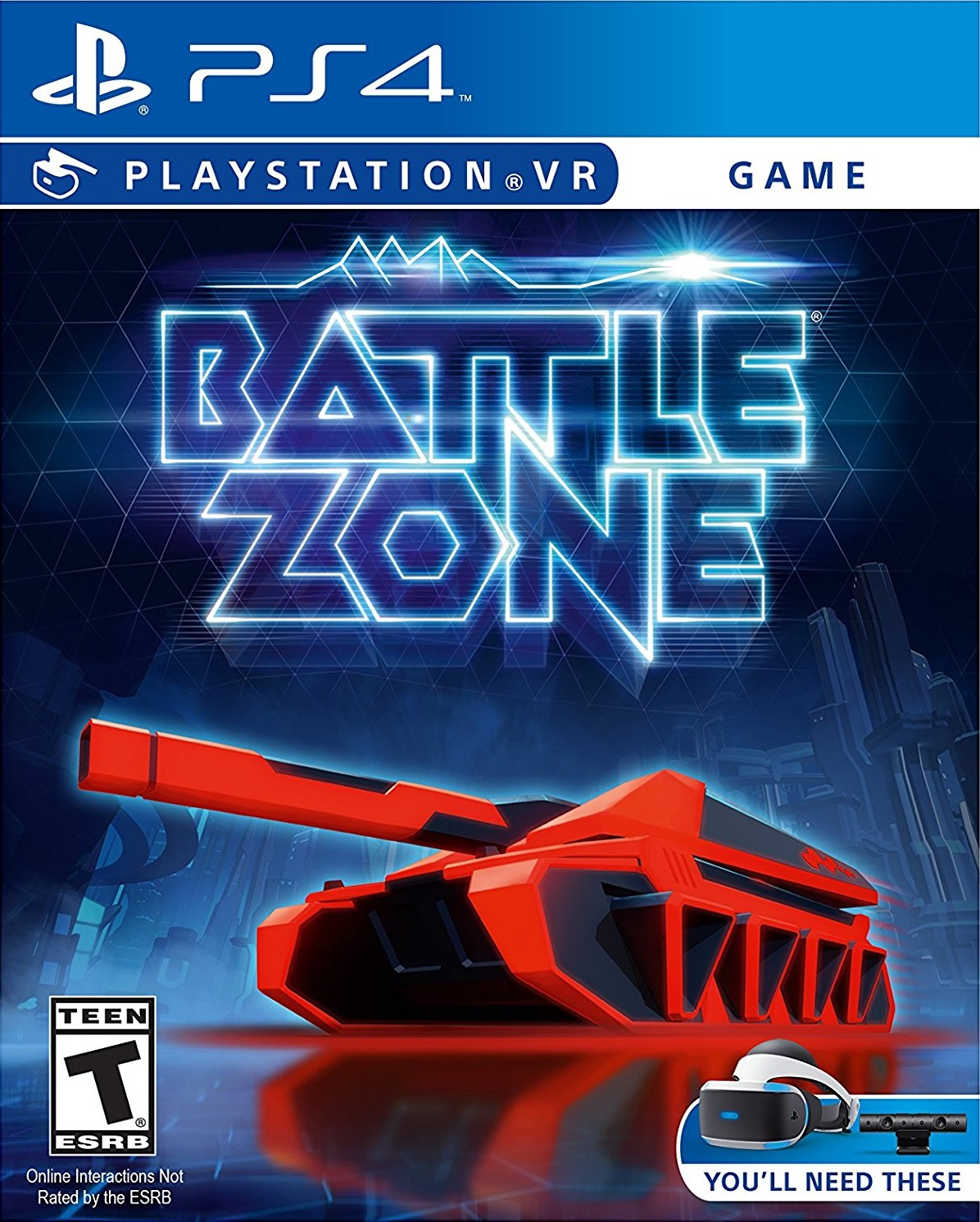 Battle Zone VR