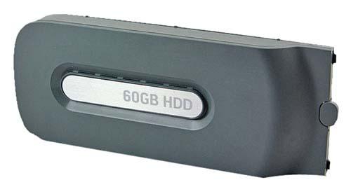 Microsoft Xbox 360 Fat HDD 60 GB
